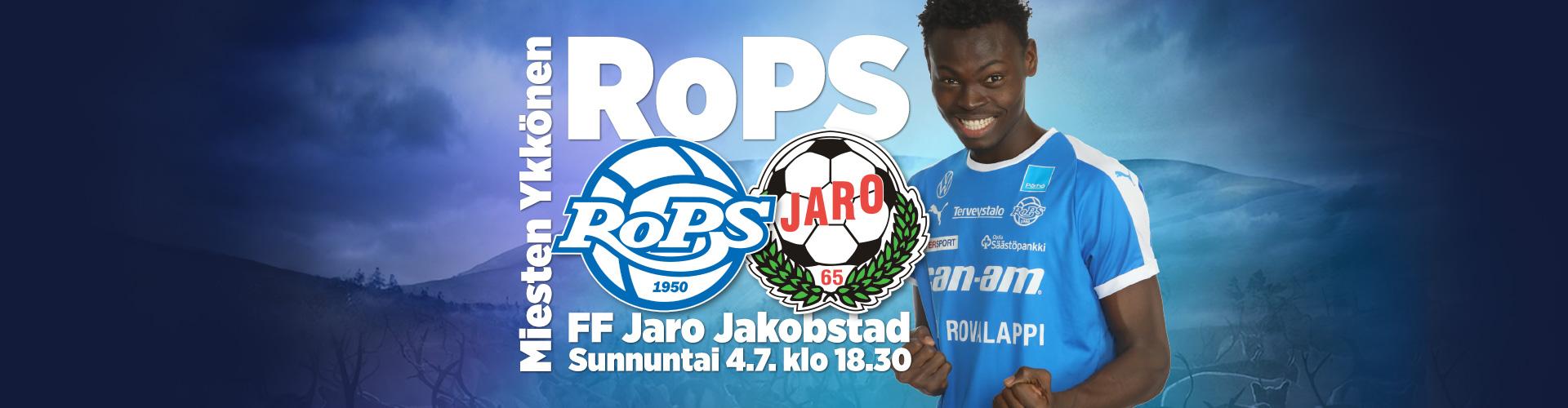 RoPS-FF-Jaro