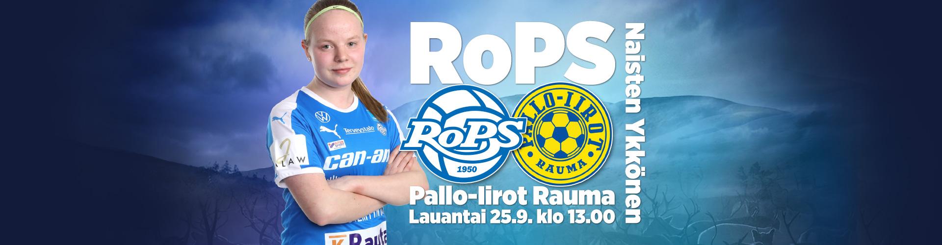 RoPS-Pallo-Iirot