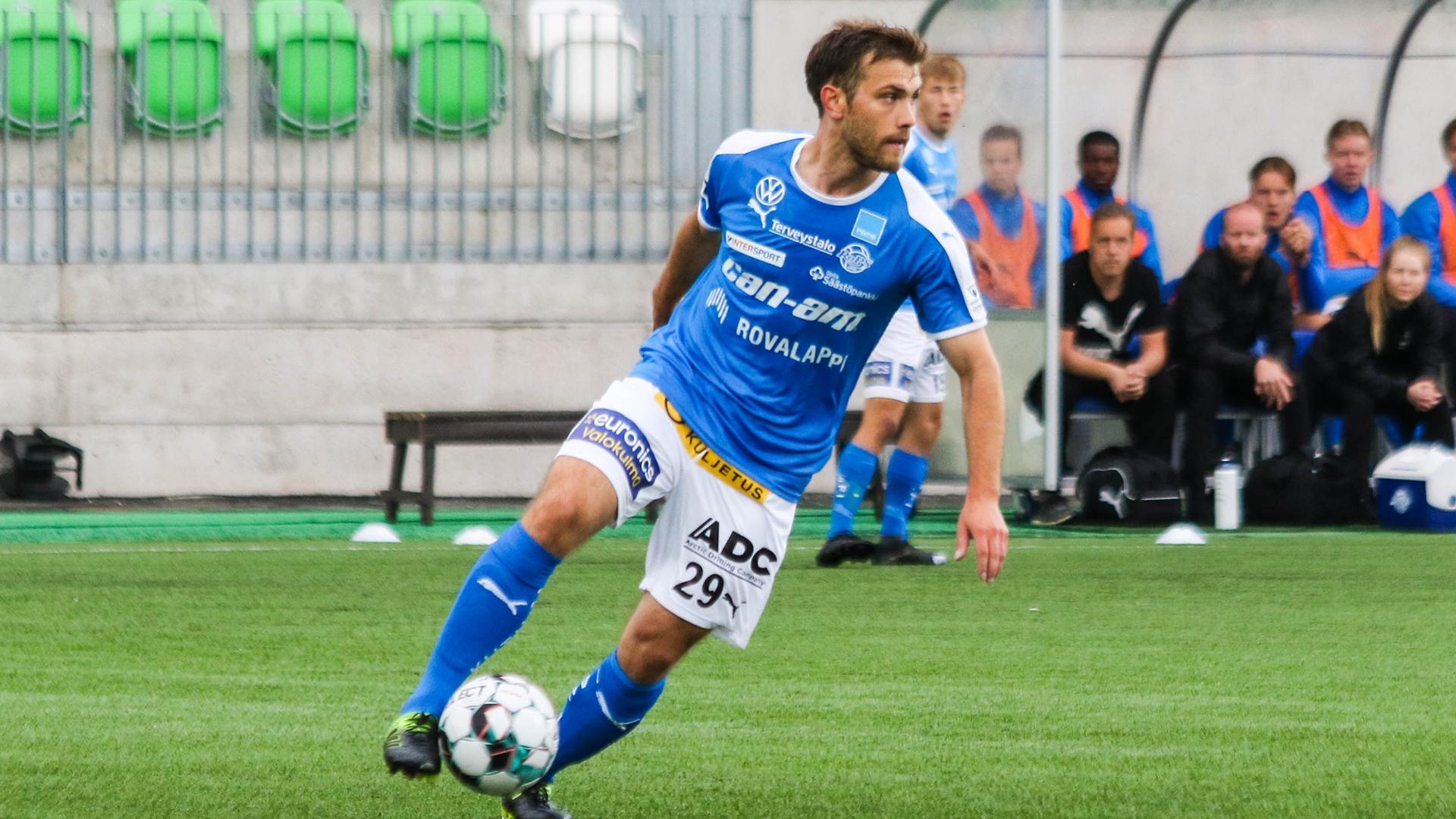 Veikkausliiga jatkuu kiivaalla tahdilla. RoPS kohtaa sunnuntaina IFK Mariehamnin.
