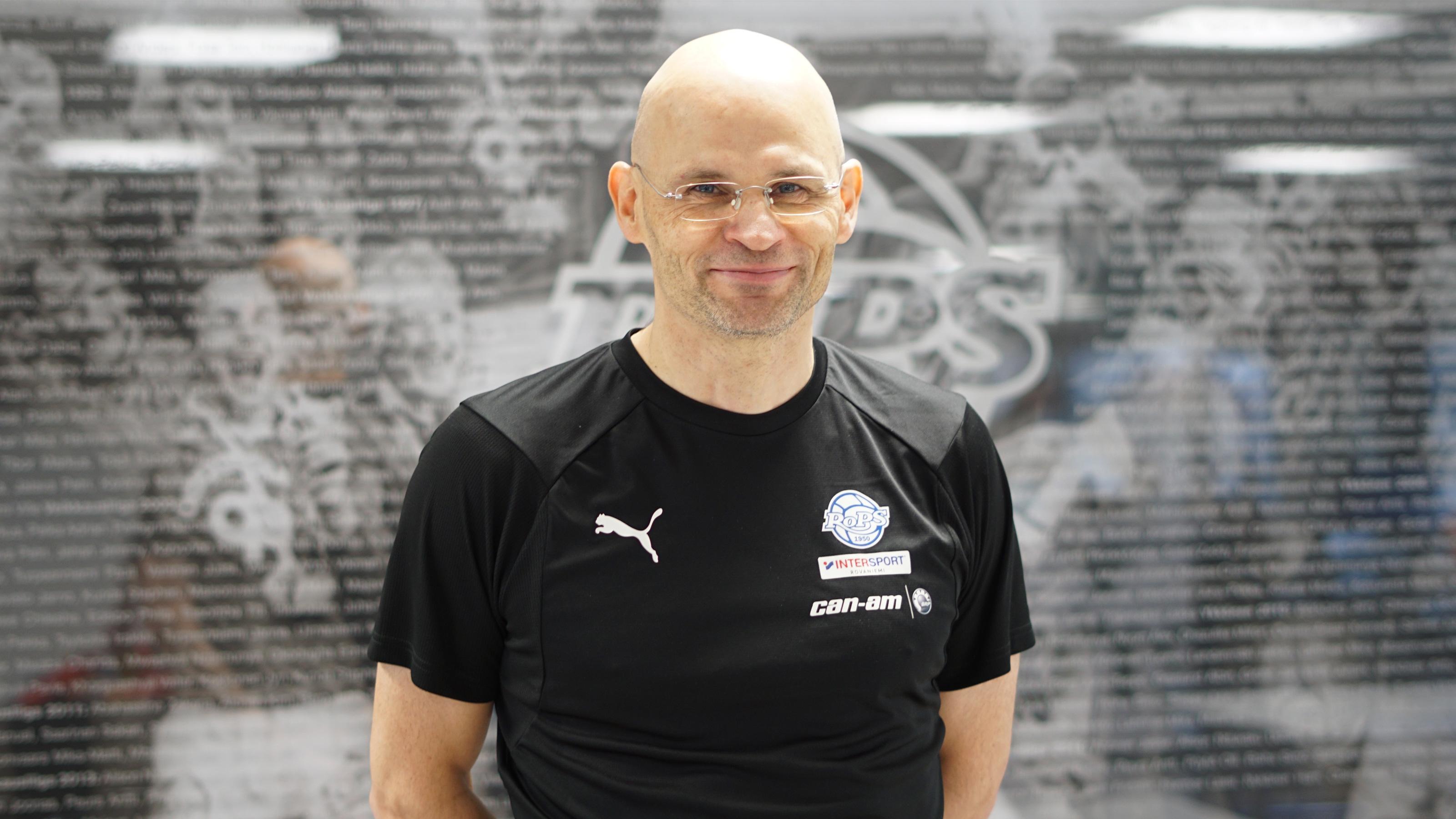 Vesa Tauriainen Rovaniemen Palloseuran päävalmentajaksi