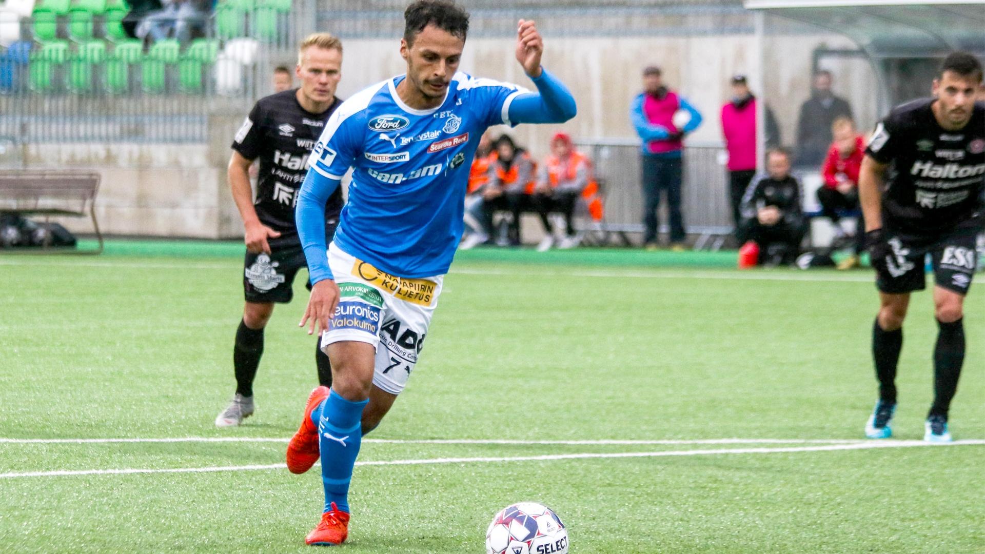 Rovaniemen Palloseura iski FC Lahden kanveesiin