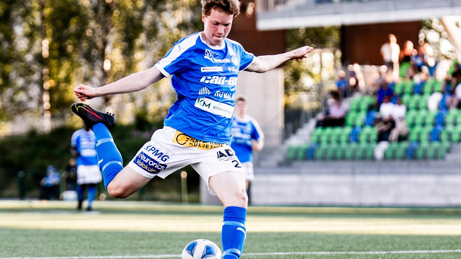 RoPS runnoi FF Jaron. Paikka Veikkausliigan karsintoihin ratkeaa ensi lauantaina.