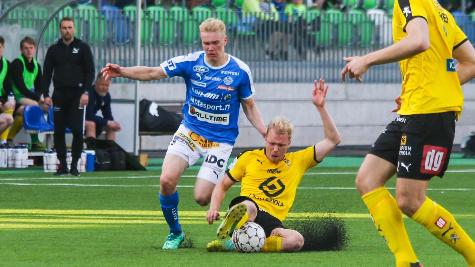 Suomen Cupin jatkopaikat jaetaan huomenna – RoPS kohtaa ratkaisevassa ottelussa Kuopion Palloseuran