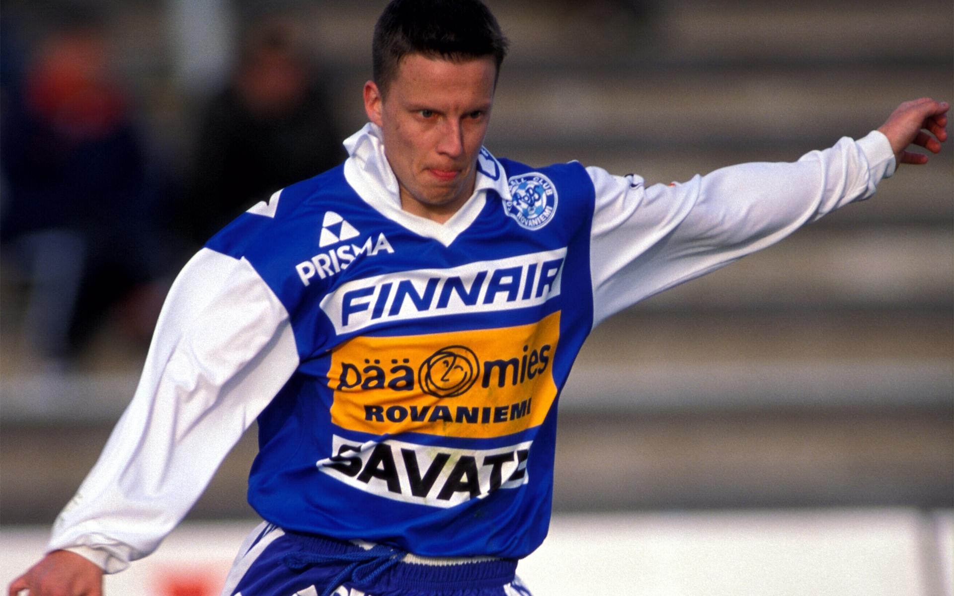 Mika Lumijärvi palaa valmentamaan Rovaniemen Palloseuraan