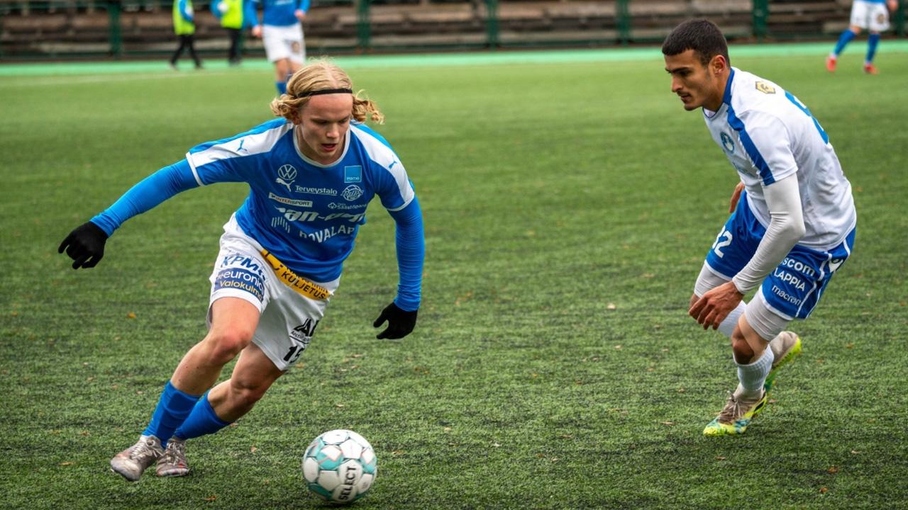 RFA päätti kotikautensa voittoon. Aaro Tiihosen maali toi kolme pistettä Kemi City FC:ltä.