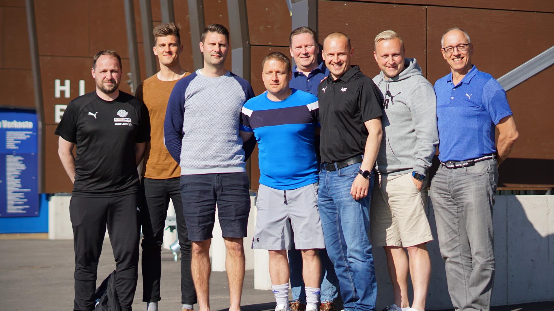 RoPS:n rooli Pohjois-Suomen jalkapallossa vahvistuu – Valinta Sami Hyypiä akatemiaan varmistui
