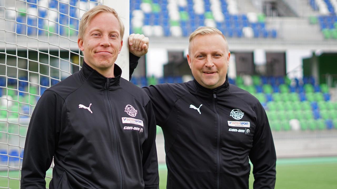 Pasi Tuutti Rovaniemen Palloseuran päävalmentajaksi