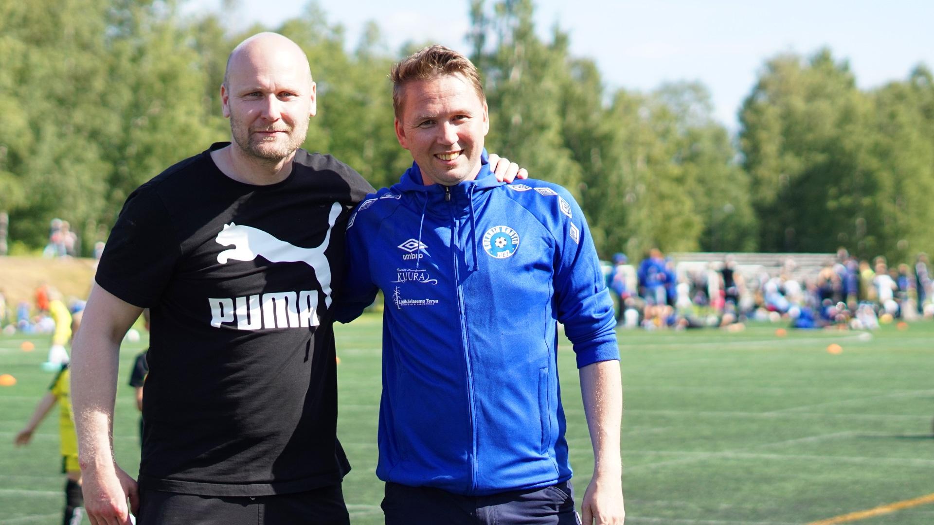 Revontuli Cup kokoaa yhteen lappilaisen jalkapalloperheen