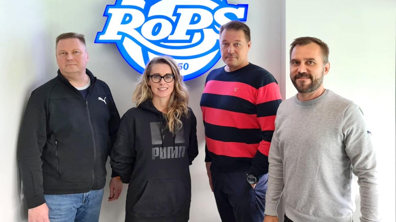 PUMA ja Intersport jatkavat RoPS:n kumppaneina monivuotisella sopimuksella