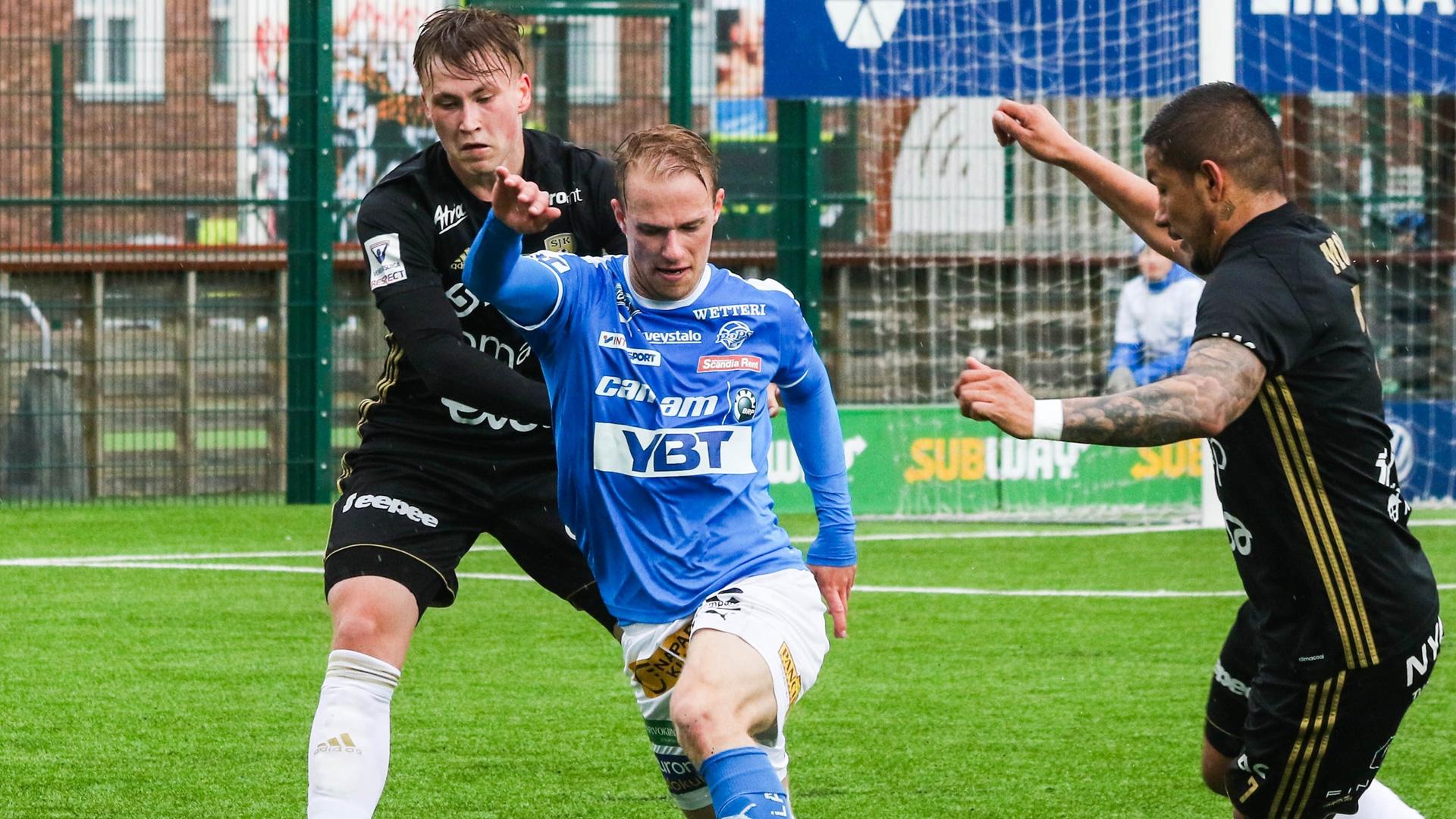 RoPS kohtaa valmentajaa vaihtaneen Seinäjoen Jalkapallokerhon