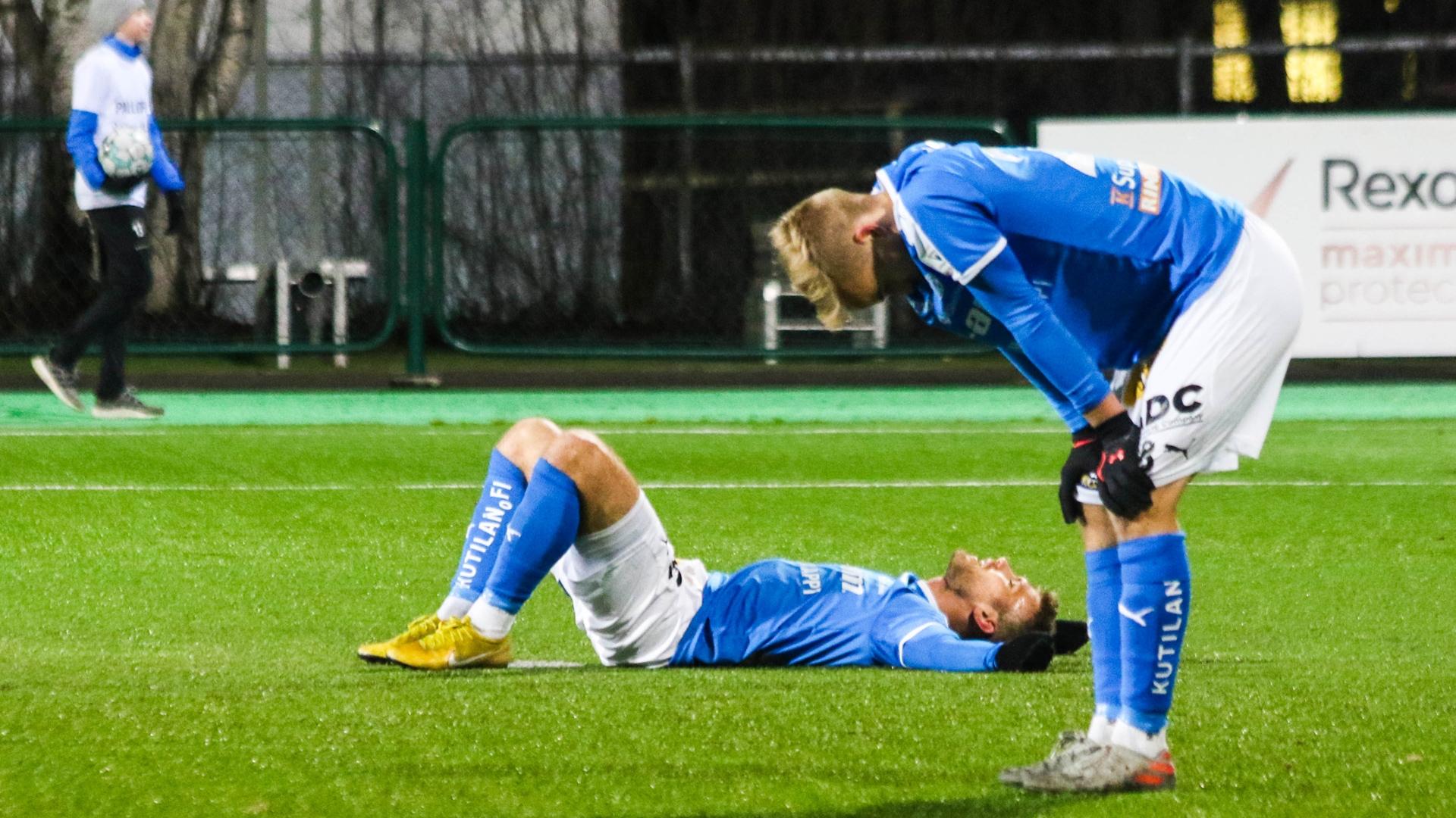 Koko kausi tiivistyi SJK-otteluun. Mehmet Hetemaj rankaisi viimeisellä sekunnilla.