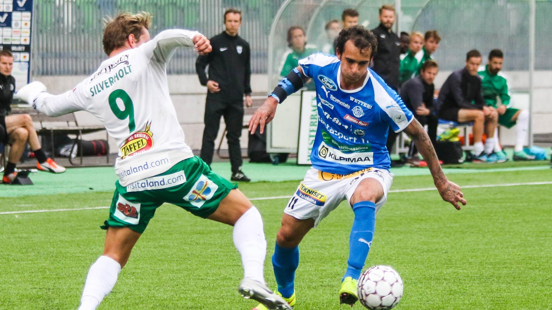 RoPS matkustaa Ahvenanmaalle – lauantaina vastassa IFK Mariehamn