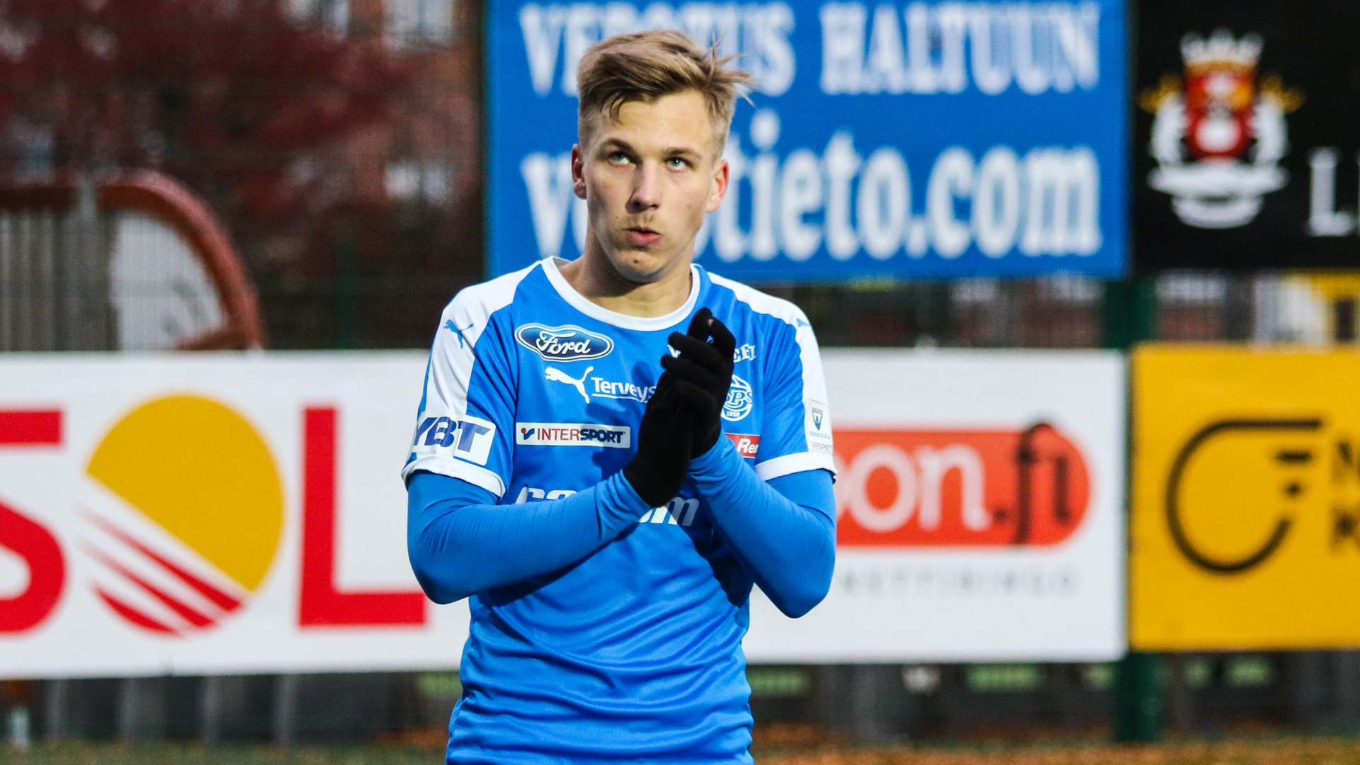 Helsingin Jalkapalloklubi on ostanut Lucas Lingmanin
